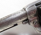 FACTORY ENGRAVED COLT SAA 45 from COLLECTING TEXAS – KANSAS SHIPPED 1901 - 6 of 18