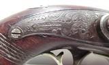 "ORIGINAL HENRY DERINGER – CIVIL WAR ERA from COLLECTING TEXAS - .45 CAL. WITH 2 1/2"" BARREL – CIRCA 1860 - 3 of 15"