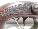 ORIGINAL HENRY DERINGER from COLLECTING TEXAS – CIRCA 1860 - 3 of 16