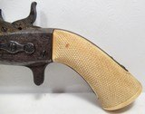 RARE REMINGTON 1866 ROLLING BLOCK IVORY STOCKED and ENGRAVED PISTOL from COLLECTING TEXAS - 2 of 23