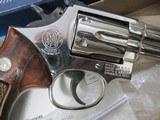 Smith & Wesson Model 19-4 LNIB