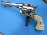 Colt SAA Frontier Six Shooter 44-40, Antique