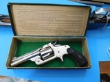 Smith & Wesson 38 Single Action in Original Box