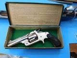 Smith & Wesson 38 Single Action in Original Box