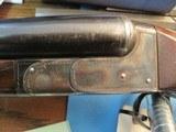 Ithaca NID 12ga Double Shotgun-Two Barrel Set - 3 of 15