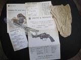 Smith & Wesson Model 43 22 Airweight ANIB