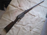 Winchester 1895 Flatside 38-72