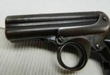 Remington Elliot .32 Rimfire Pepperbox Derringer S/N 7481 - 5 of 13