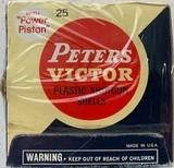 """Peters Victor 20 Gauge - 2 3/4"""" - Count"""