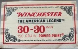 Winchester 30-30 150 gr. Power-Point - 2 of 2