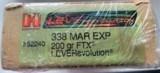 Hornady Ammunition 338 MAR EXP 200 Grain - 20 - 2 of 2