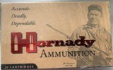 Hornady 7MM Weatherby Mag 154 Grain Inter-bond - 1 of 2