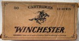 Winchester 44-40225 GrainFlat Nose - 1 of 1