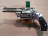 mint unfired S&W .38 cal 2nd model no 2spur trigger revolver - 5 of 5