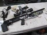 FX 22 caliber pcp,Impact Mark 2