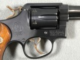 SMITH & WESSON .38 MILITARY & POLICE (PRE-MODEL 10) .38 SPECIAL - 3 of 17