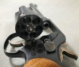 SMITH & WESSON .38 MILITARY & POLICE (PRE-MODEL 10) .38 SPECIAL - 10 of 17