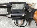 SMITH & WESSON .38 MILITARY & POLICE (PRE-MODEL 10) .38 SPECIAL - 9 of 17