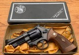 "Smith & Wesson Pre Model 28 Highway Patrolman .357 Mag 4"" Select Checkered Target Grips w/ Letter Shipped to Major General Julian Hatcher, NRA"