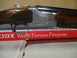Winchester Shotgun Model 101 Pigeon Grade