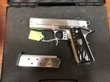 Cabot Model ST103 Stainless Steel Commander Size 1911 package