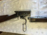 WTS: Winchester model 1894 rifle takedown made in 1898 caliber 32WS. Good overall condition, excellant bore - 4 of 15