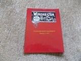 Winchester Standard Sight Equipment