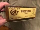 Colt Woodsman .22