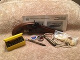 CVA Percussion Pistol with all the fixings, 44 caliber - 9 of 10