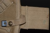 CANVAS HOLSTER MADE IN ENGLAND - 5 of 7