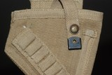 CANVAS HOLSTER MADE IN ENGLAND - 2 of 7
