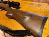 Thompson Center Fire Hawk 50 Caliber With Nikon Omega Muzzleloader Scope - 3 of 11