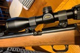 Thompson Center Fire Hawk 50 Caliber With Nikon Omega Muzzleloader Scope - 6 of 11