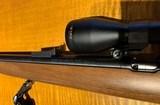 Thompson Center Fire Hawk 50 Caliber With Nikon Omega Muzzleloader Scope - 5 of 11