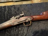 """Civil War Joslyn Carbine Serial # 1655 """" Nice example with clear government Inspectors proofs on stock - 2 of 13"""