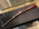 """Civil War Joslyn Carbine Serial # 1655 """" Nice example with clear government Inspectors proofs on stock - 3 of 13"""