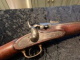 """Civil War Joslyn Carbine Serial # 1655 """" Nice example with clear government Inspectors proofs on stock - 1 of 13"""