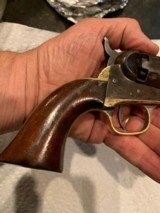 """Nice Civil War Production Colt 1849 6"""" Inch Pocket Pistol Serial # 235302 All Matching Mfg Date 1863 - 9 of 16"""