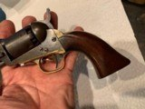 """Nice Civil War Production Colt 1849 6"""" Inch Pocket Pistol Serial # 235302 All Matching Mfg Date 1863 - 5 of 16"""