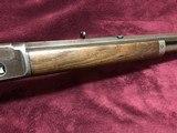 Marlin Model 1893, 30 HPS, Made in 1904, 26 inch octagon barrel - 2 of 14