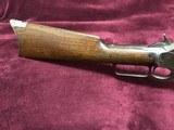 Marlin Model 1893, 30 HPS, Made in 1904, 26 inch octagon barrel - 4 of 14