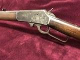 Marlin Model 1893, 30 HPS, Made in 1904, 26 inch octagon barrel - 5 of 14