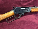 "Marlin Model 30TK, ""Texan"", 30-30 Winchester, Made in 1989, JM Stamp - 1 of 14"
