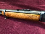 "Marlin Model 30TK, ""Texan"", 30-30 Winchester, Made in 1989, JM Stamp - 6 of 14"