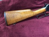 "Marlin Model 30TK, ""Texan"", 30-30 Winchester, Made in 1989, JM Stamp - 4 of 14"
