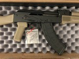 Palmetto State Armory, PSAK-47, GF3, Forged Classic Polymer Rifle, Flat Dark Earth, 7.62x39, NIB - 7 of 14