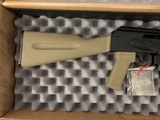 Palmetto State Armory, PSAK-47, GF3, Forged Classic Polymer Rifle, Flat Dark Earth, 7.62x39, NIB - 9 of 14
