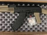 Palmetto State Armory, PSAK-47, GF3, Forged Classic Polymer Rifle, Flat Dark Earth, 7.62x39, NIB - 10 of 14