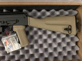 Palmetto State Armory, PSAK-47, GF3, Forged Classic Polymer Rifle, Flat Dark Earth, 7.62x39, NIB - 11 of 14