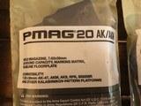 MAGPUL MOE 20 AK/AKM (20 round magazines) 7.62 x 39 mm - 2 of 2